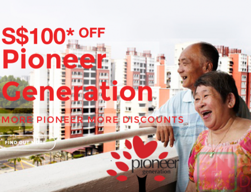 Singapore Pioneer Generation Promotion Deal