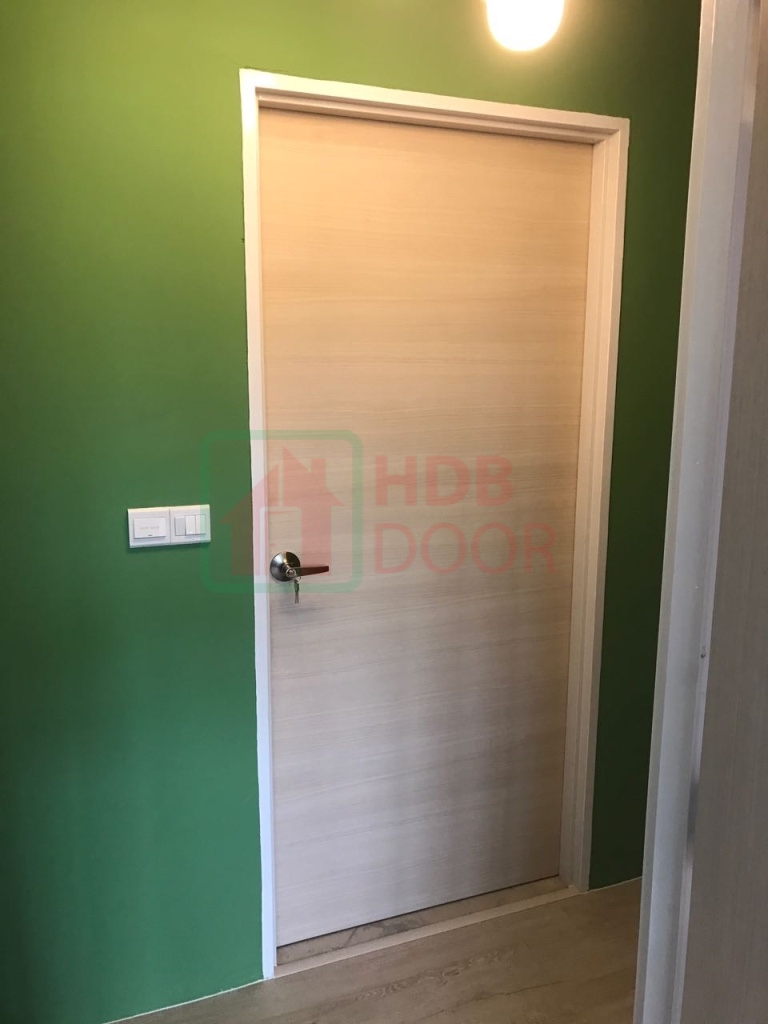 Laminate Solid Bedroom Door With Free Delivery And