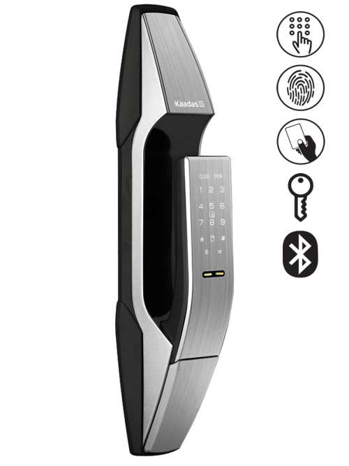 Kaadas K8 Silver Digital Door Lock