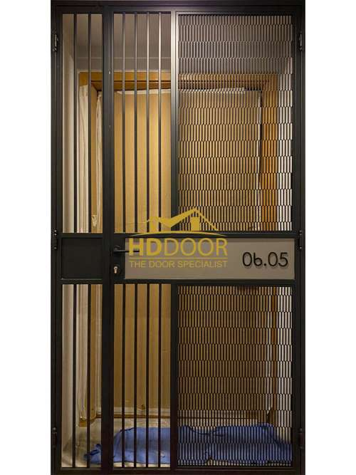 HD-564 Mild Steel Gate